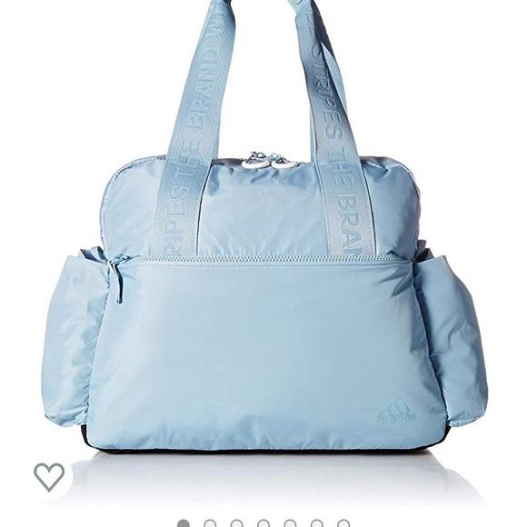 adidas Handbags - Adidas gym/studio/diaper Bag